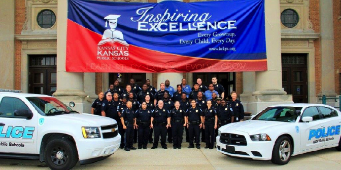 Established in February 2014, the Kansas City, Kansas Public Schools Police  Department is a year-round, full-service police department responsible for  the ...
