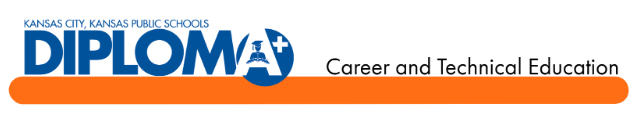 Diploma+ Career and Technical Education logo