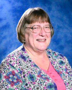 Janey Humphries portrait