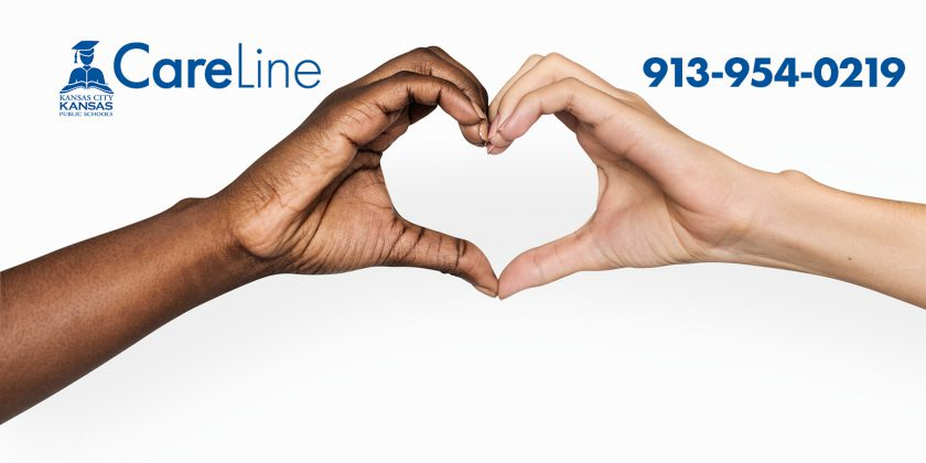 KCKPS Care Line And Additional Resources