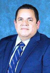Claudio Flores portrait