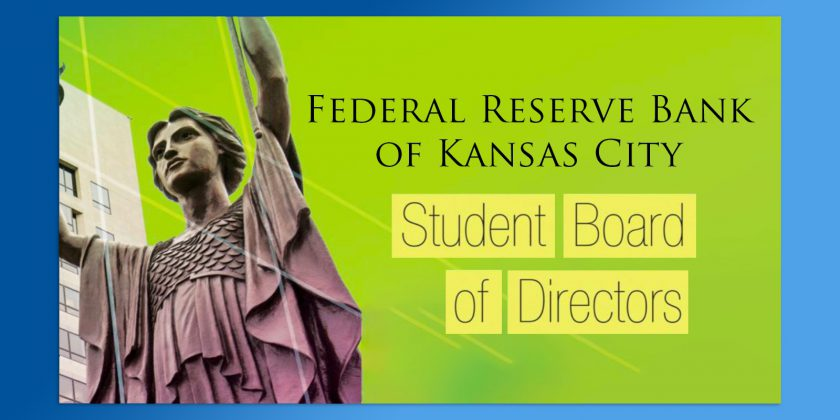 Congratulations to Our KCKPS Federal Reserve Student Board of Directors Winners