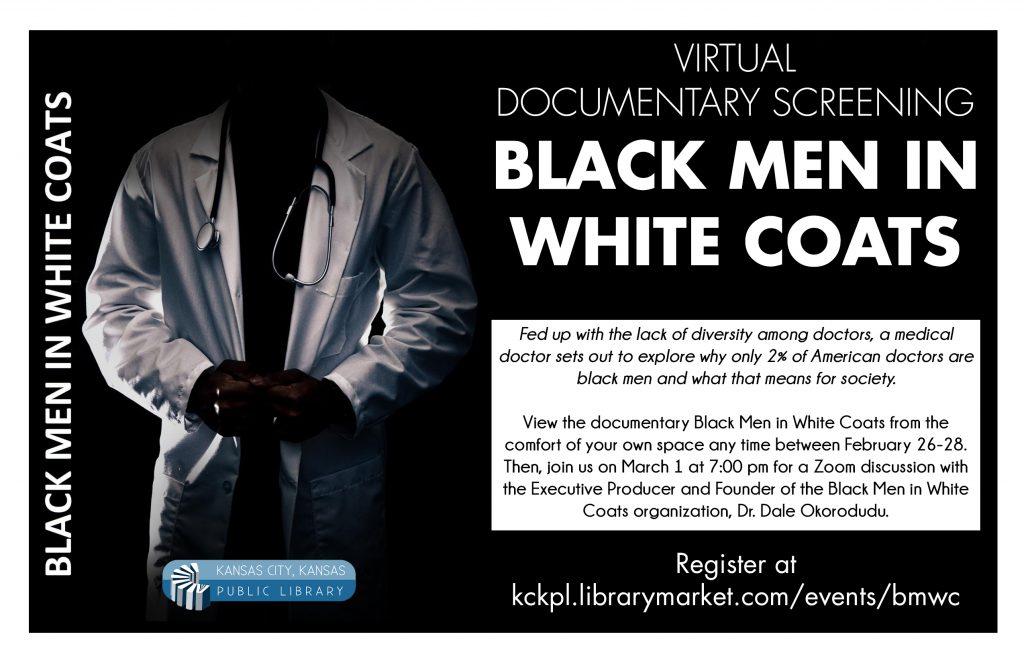 Black Men in White Coats Documentary