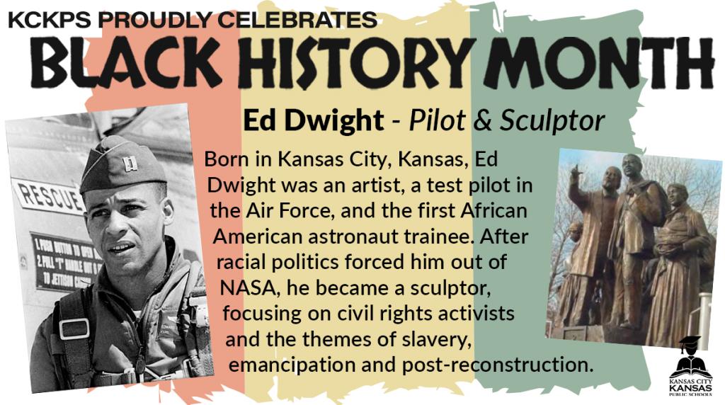 Ed Dwight Portrait