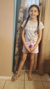 Yazlin Acosta Rivera portrait
