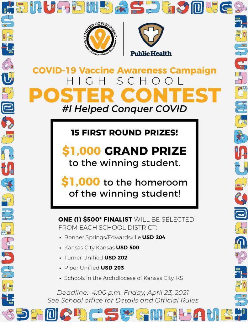 High School Poster Flyer