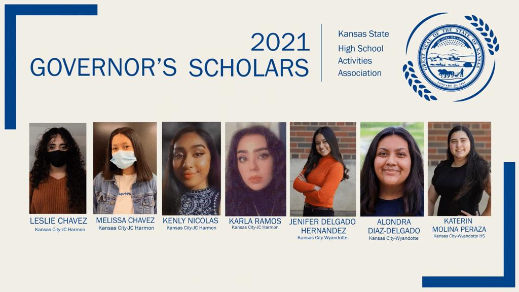 2021 Governor's Scholars