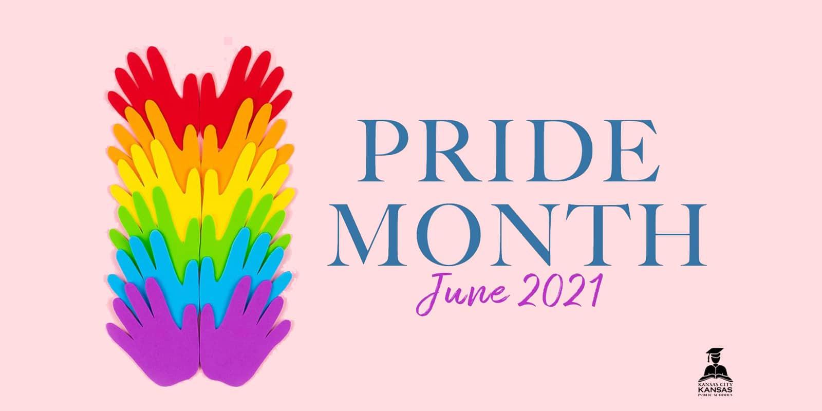 Pride Month - June 2021
