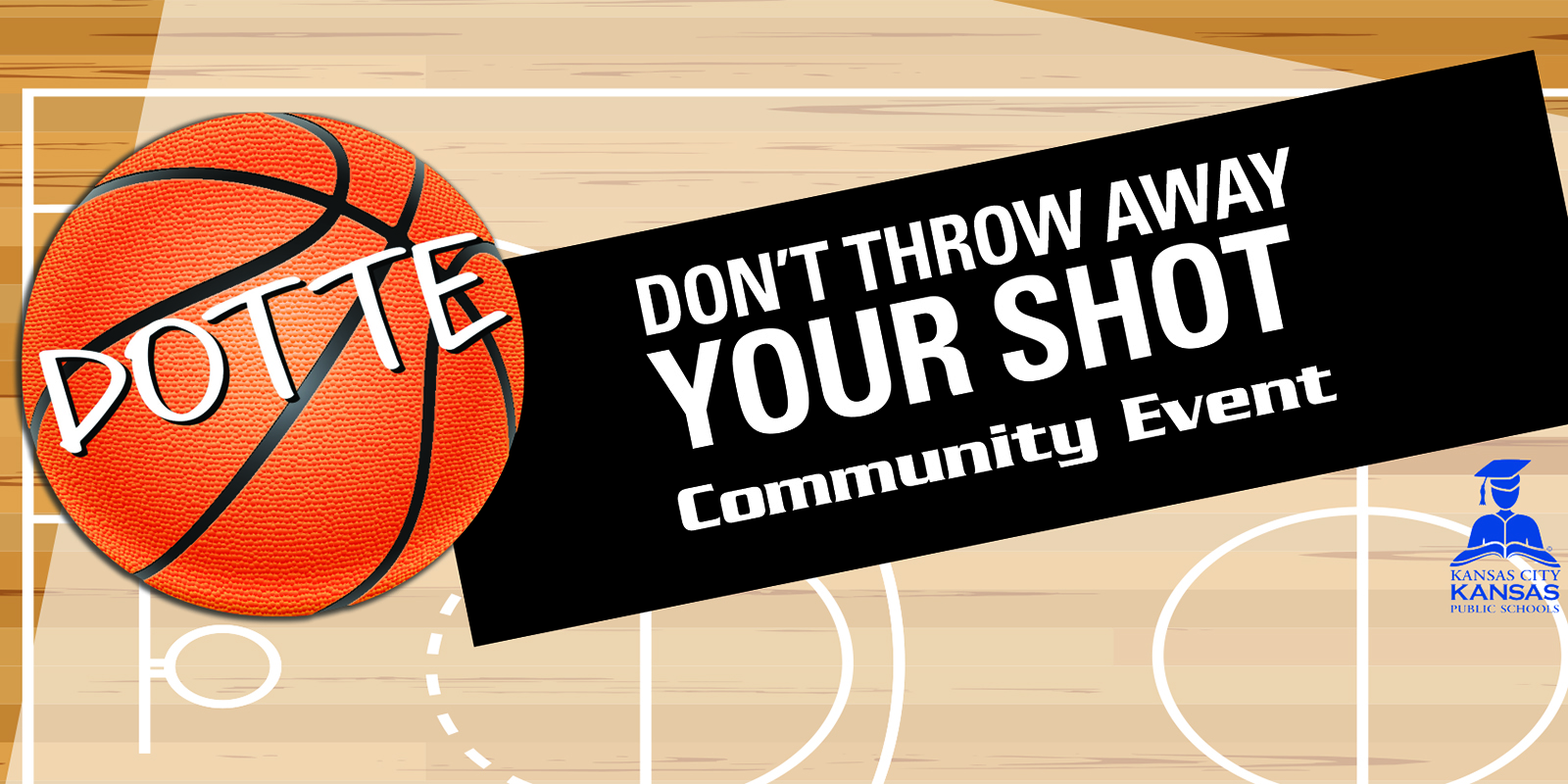 The 'Dotte Don't Throw Away Your Shot Community Event