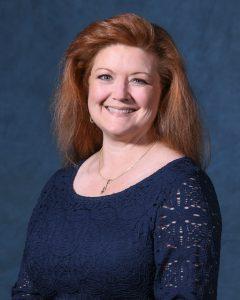 Dr. Melissa Hunter-Boyce portrait