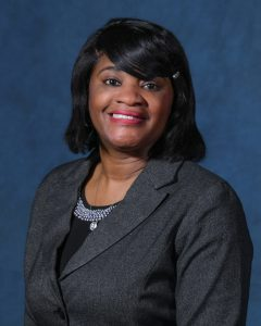 Dr. Angela Wright portrait