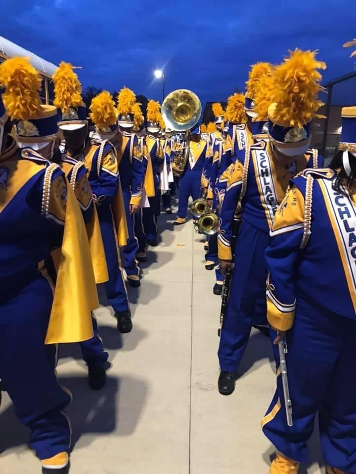 Schagle marching band