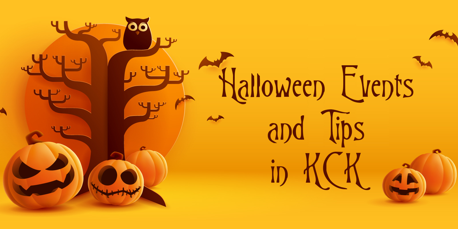 Halloween Events and Tips in KCK