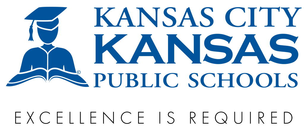 KCKPS Logo - Excellence is Required