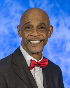 Harold Brown Portrait