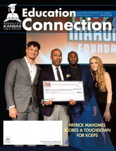 Most Recent Education Connection Cover Facsimile