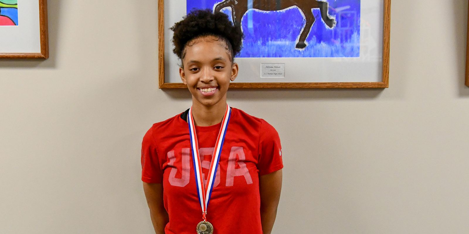 KCAL Defensive Player of the Year (Girls Basketball) Jordyn Rowe