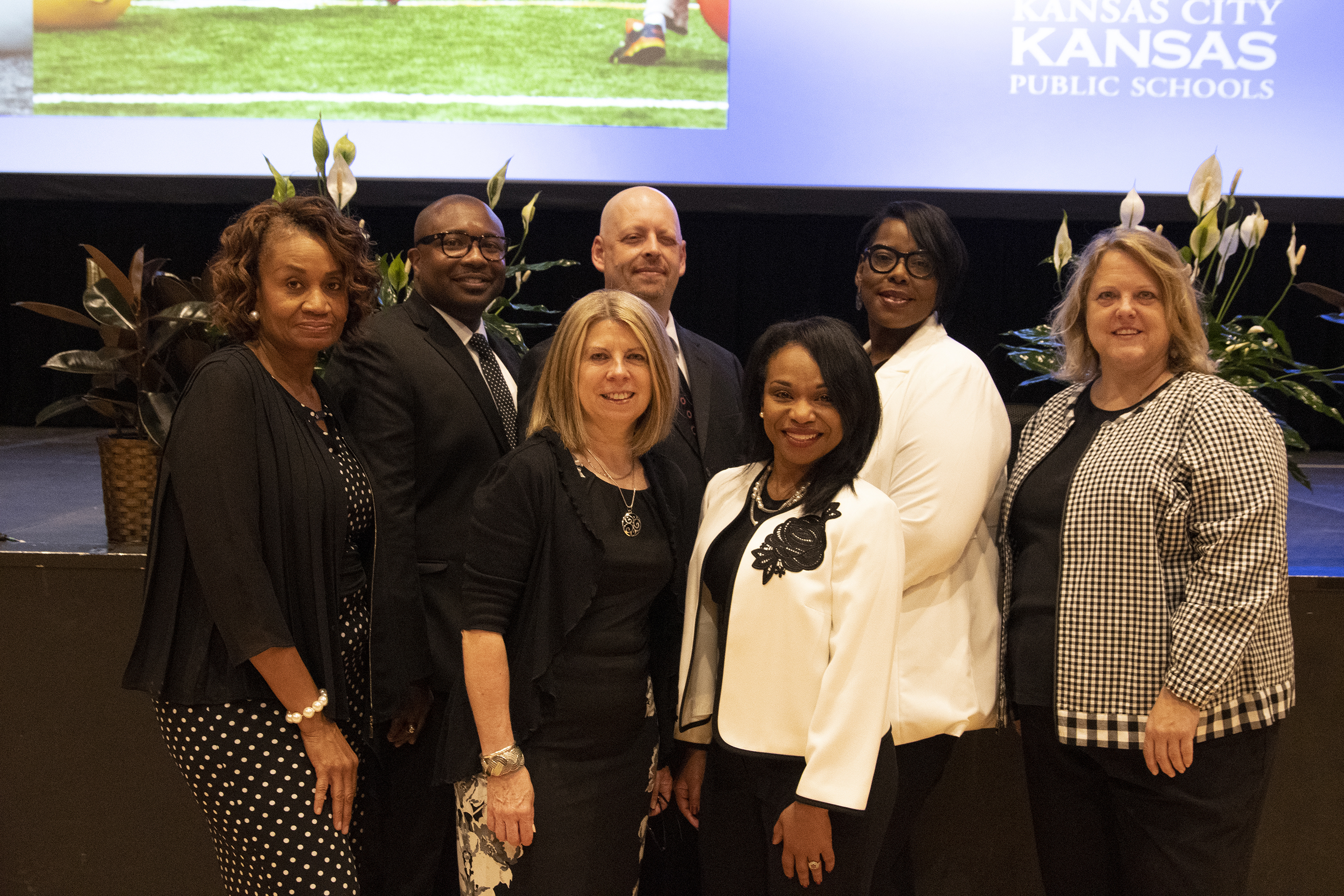 Convocation 2019 – Kansas City, Kansas Public Schools