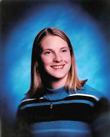 Melissa Redway Portrait