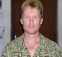 David Greer Portrait