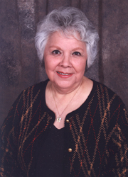 Carmen Ramirez Mott Portrait