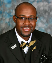 Tyrone Bates Portrait