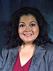 Tina Medina Portrait