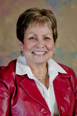 Linda Pendleton Portrait
