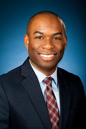 Lloyd Freeman Portrait