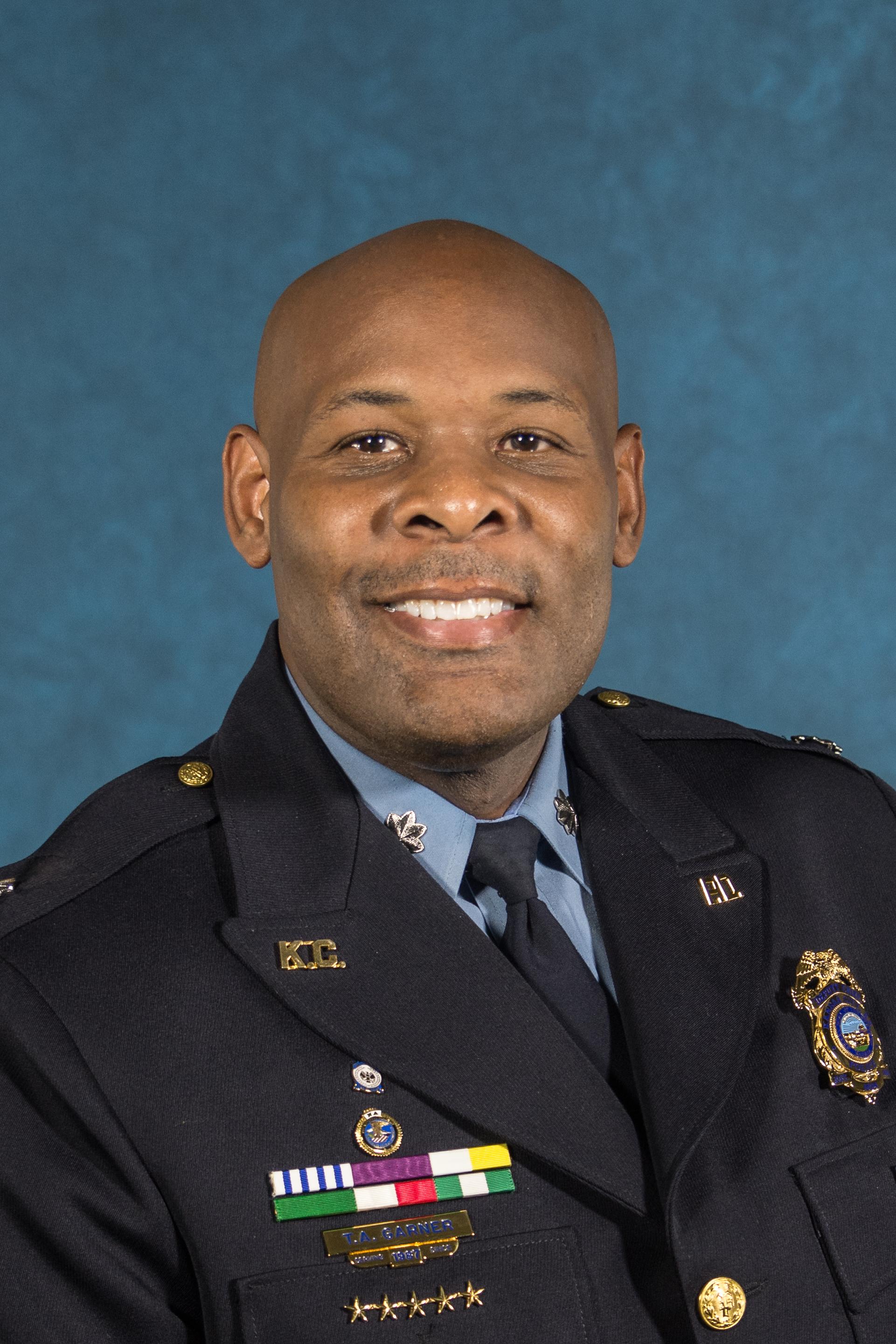 Tyrone Garner Portrait