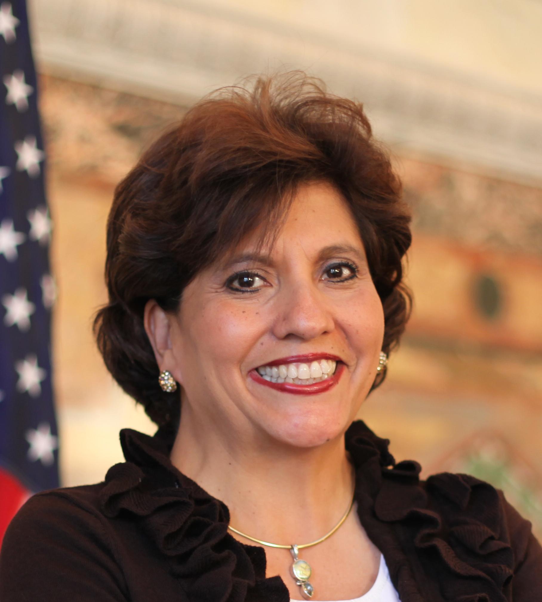 Mary Murguia Portrait