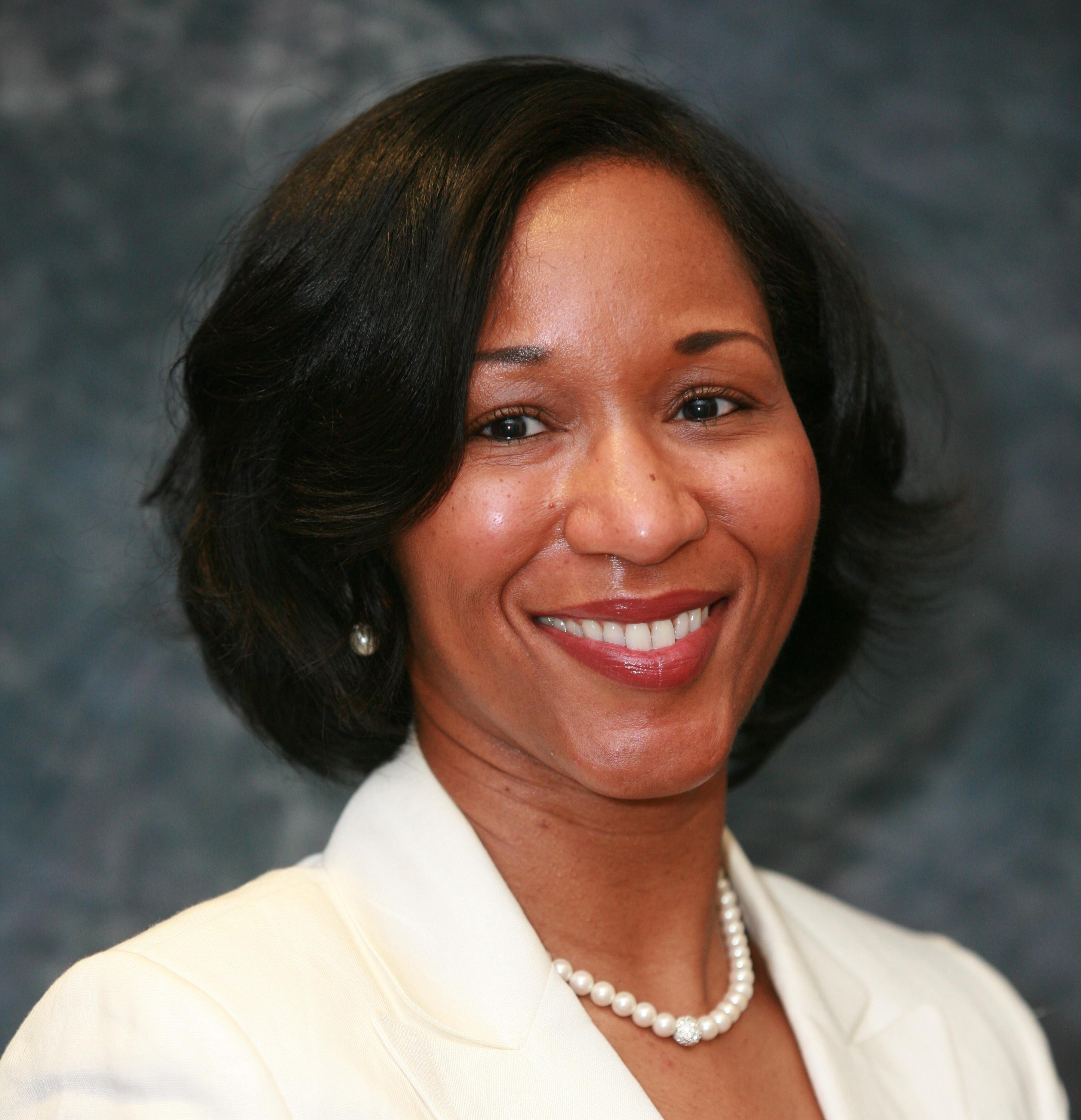 Stephanie Dawkins Davis Portrait